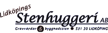 Gravsten i Norrköping Logotyp